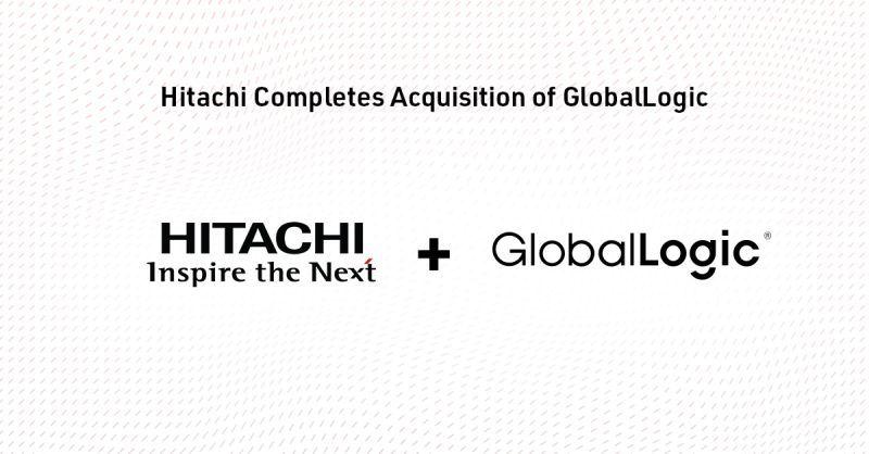 日立完成收购数字工程服务公司GlobalLogic