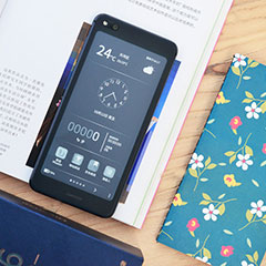 畅享视觉新体验 海信A6双屏手机图赏