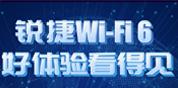 銳捷Wi-Fi 6 好體驗看得見