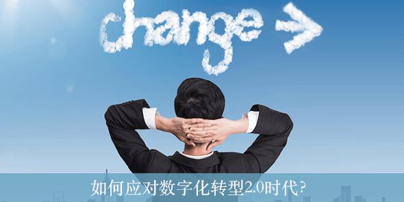 如何应对数字化转型2.0时代?