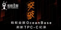 突破!蚂蚁金服OceanBase刷新TPC-C纪录
