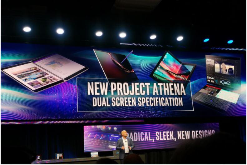 英特尔雅典娜计划取得重大进展 重新定义移动PC体验