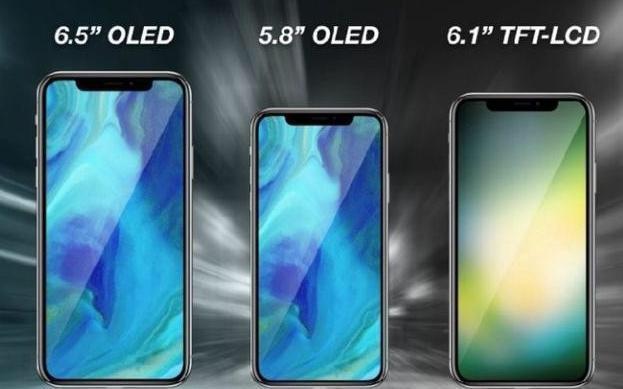 三款新iPhone价格全曝光:廉价版5888元起,512GB高配版售价过万
