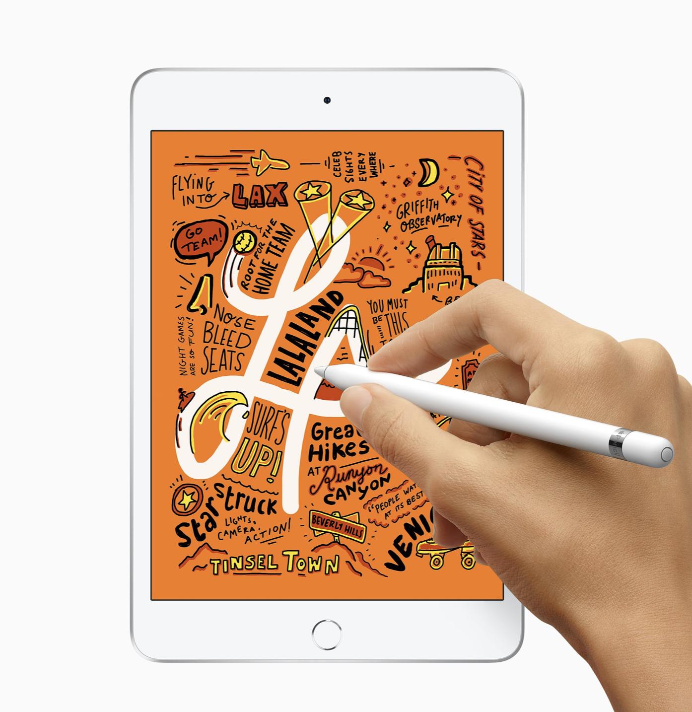 iPad mini 5蜂窝数据版上架苹果官网 出门终于可以不带手机了!(图2)