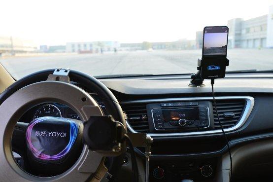 手机竟可以操作汽车无人驾驶 极果营销携荣耀获