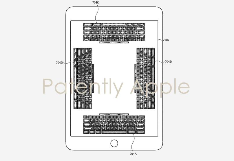 苹果公司新专利!新型触觉键盘系统即将登场,