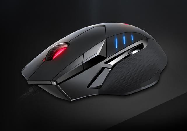 强劲内核+全副武装!雷柏 VT300S有线鼠标让你的游