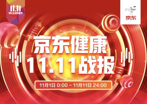京东互联网医院11.11期间在线问
