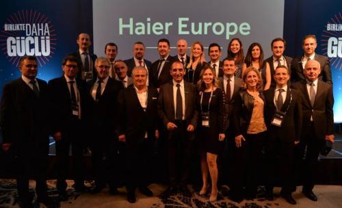 2019土耳其合作商大会:海尔欧洲