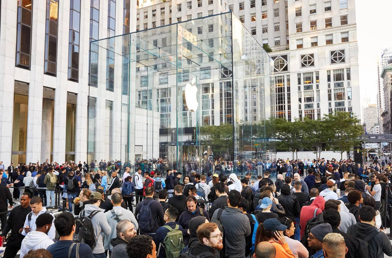 全球苹果用户忠诚度下降:投靠安卓首选华为