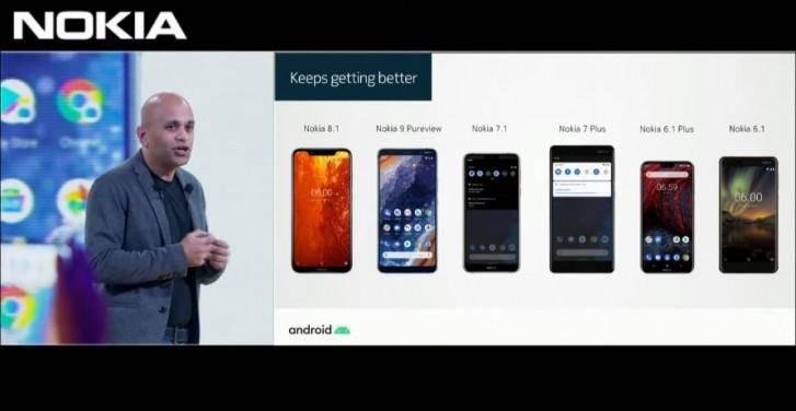 诺基亚9喜获安卓10更新,其他机型也将陆续收到推送
