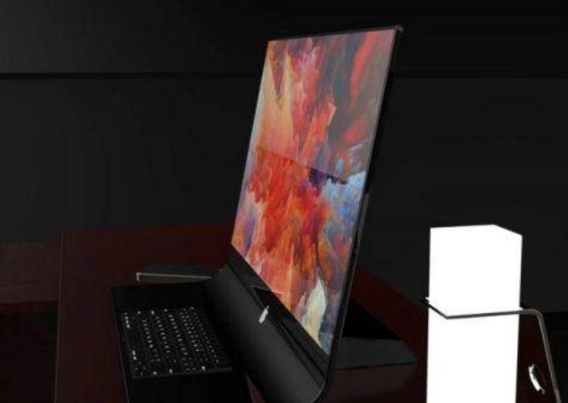 链头条:苹果或推出柔性屏iMac,屏幕键盘一体化可弯曲