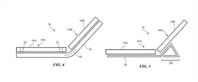 德州赶集网:苹果或推出折叠式iPhone 已申请折叠屏手机专利