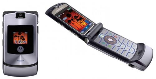 """从大哥大到5G折叠屏手机 摩托罗拉""""宝刀未老"""""""