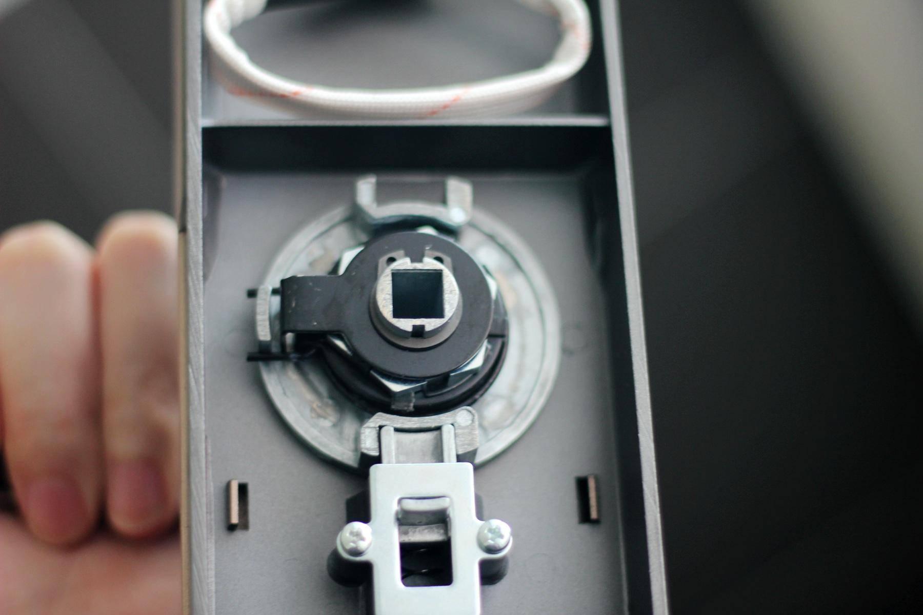 颜值、安全、智能 - 松下72系智能锁使用评测
