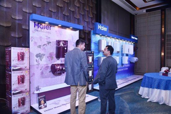 海尔印度推出全系防电墙热水器目标解决当地92%家