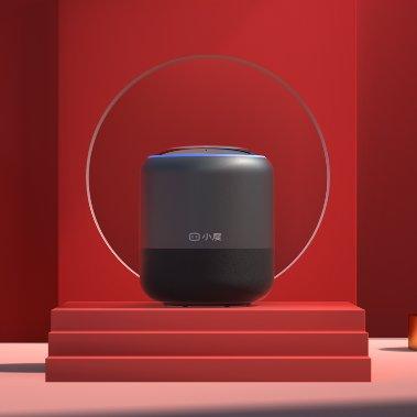 小度人工智能音箱1S 讲究活色声