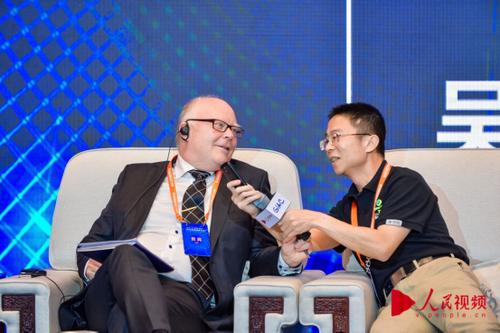 科大讯飞江涛出席2019智能视听大会 人工智能开始