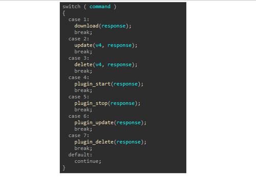 卡巴斯基Plu rox:模块化后门程序