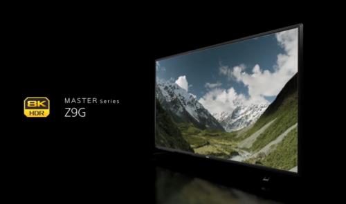 将电视清晰度推向巅峰 索尼Z9G 8K智能液晶电视体验