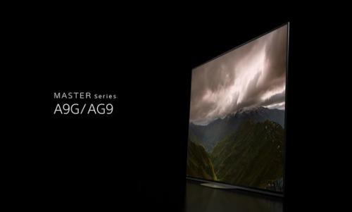 A9G 4K OLED智能��加入索尼高