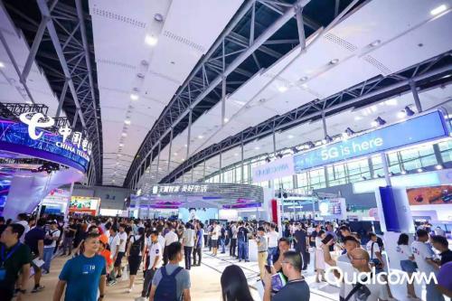 5G已来,中国电信与高通举办天翼智博会,开幕即签约4000万部5G终端