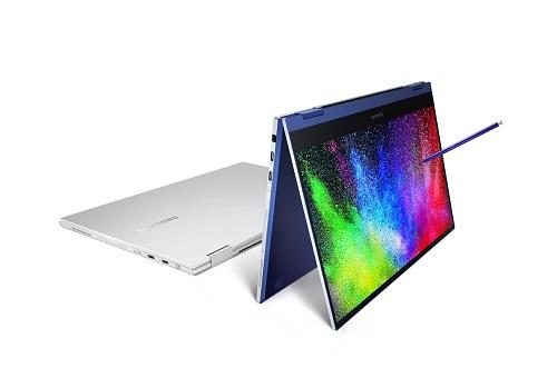 三星电子发布两款Galaxy Book笔记本电脑