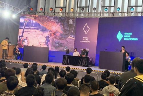 易美逊翼竞显示器助力核聚变Tour广州站盛大举办
