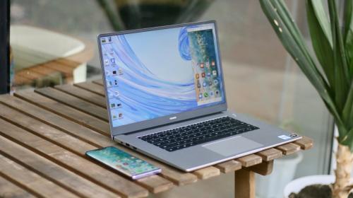 华为MateBook D 14 锐龙版,全面屏轻薄本的最佳选择