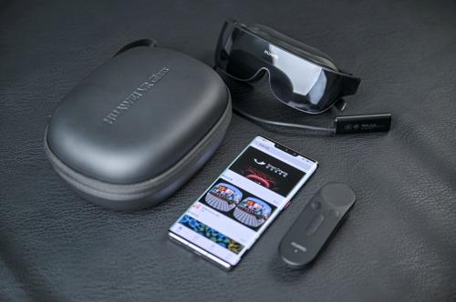 HUAWEI VR Glass评测:头号玩家的描述,终于要变成现实了么?