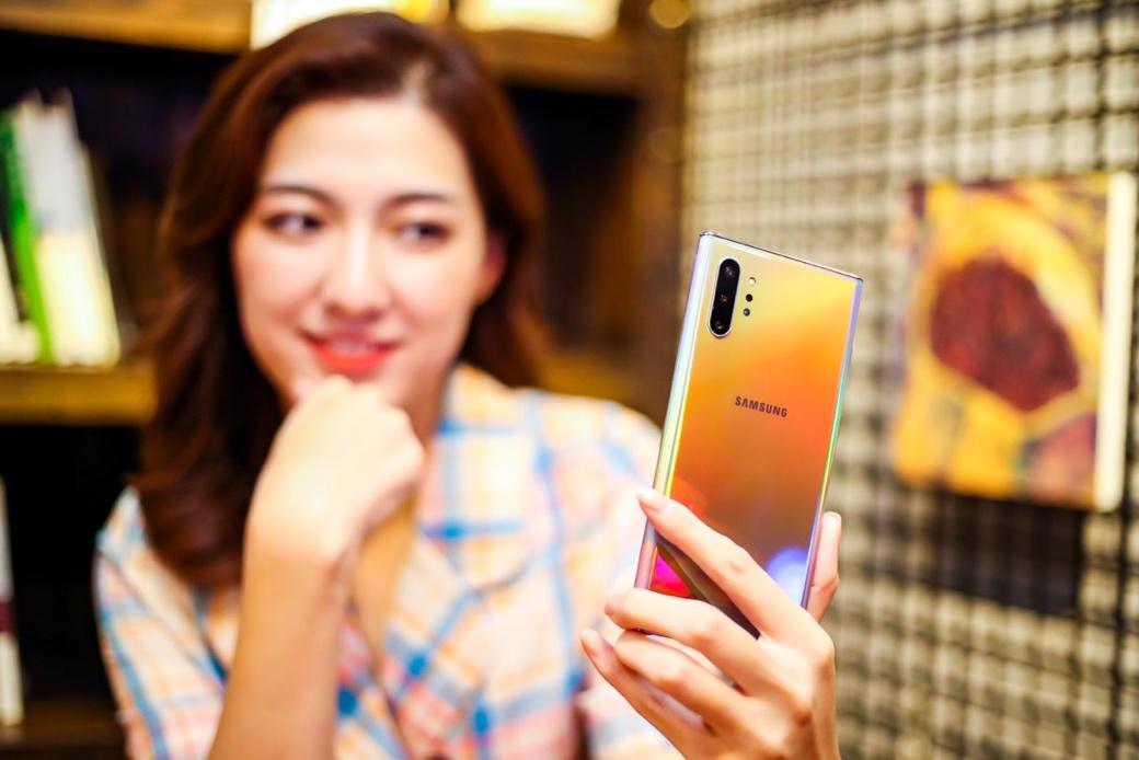 奖项收割机 三星Galaxy Note10系列不仅性能强悍还获超多赞誉