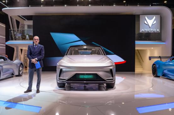 【ARCFOX设计】一张图猜想?ARCFOX首款高端智能电动SUV等你来撩