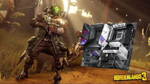 《无主之地3》最新DLC 华硕电竞