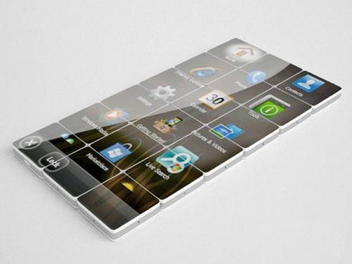 未来手机已见雏形,双子星云手机让智慧化更近