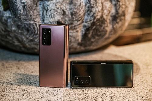 多项黑科技傍身 三星Galaxy Z Fold2 5G魅力四射