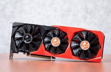 升级8nm制程 性能翻倍提升 七彩虹战斧GeForce RTX 3080 10G游戏显卡首测