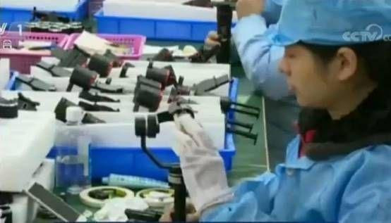 飞宇科技亮相CCTV专题片,诠释科技企业创新精神