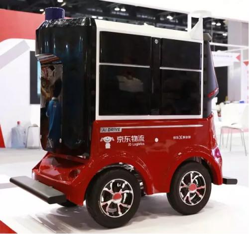 3E消费电子展:服务机器人市场年增43.9% ,物流机器人潜力巨大