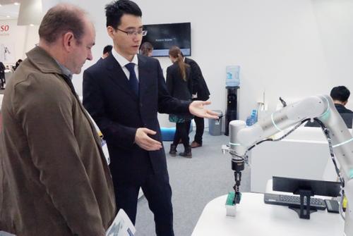 顛覆式創新的第三代機器人技術,國際頂級展會