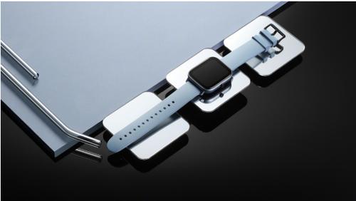 屏幕清晰度领先业界,华米科技820智能手表新品续航达10天