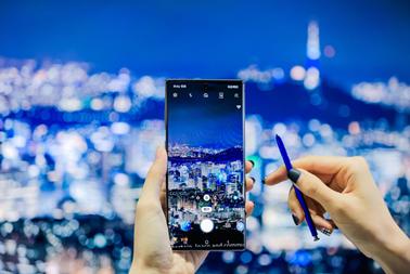 中秋出游用三星Galaxy Note10拍照 秒变摄影大师