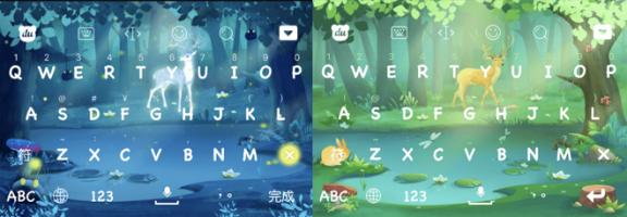 全局适配苹果深色模式,百度输入法最新版和iOS13系统更配哦!