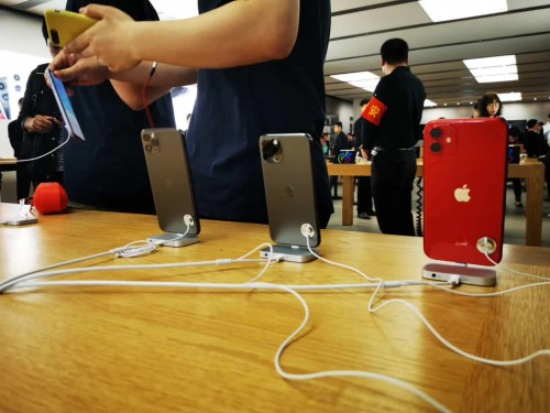 极客修:iPhone11pro max刚发售