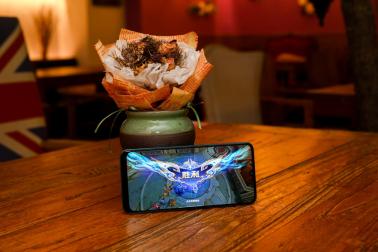 超长续航、绚丽屏幕 三星Galaxy A50s让你尽享游戏