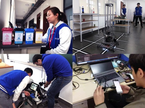 """2019中国高校AI创意赛完美收官 百度飞桨为万名学生撑起""""AI之桨"""""""