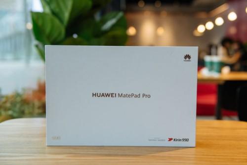 华为MatePad Pro 平板电脑 体验评测